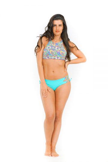 Sirena Mia Bikini Top (fully reversible)