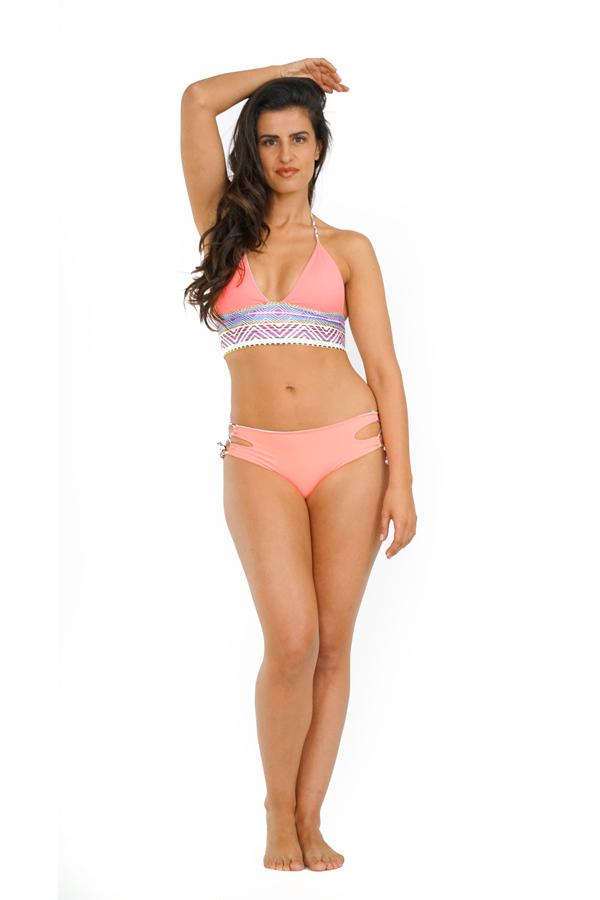 Wanderer Muse Bikini Top (fully reversible)
